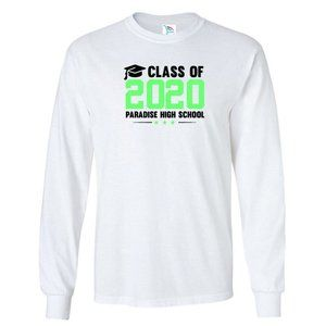 Youth Kids PARADISE HIGH SCHOOL Long Sleeve